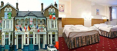 5. Bridge Park Hotel £13.0023 e1341983610296 10 Most Affordable Hotels in London