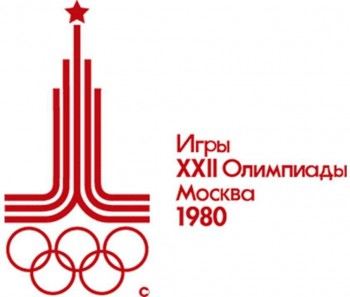 5. Moscow 1980 Olympics Logo e1342759648543 Top 10 Best Olympic Logos of All Time