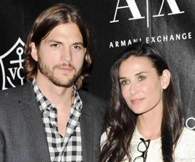 6. Demi Moore Ashton Kutcher e1343665934366 10 Most Controversial Celebrity Break ups