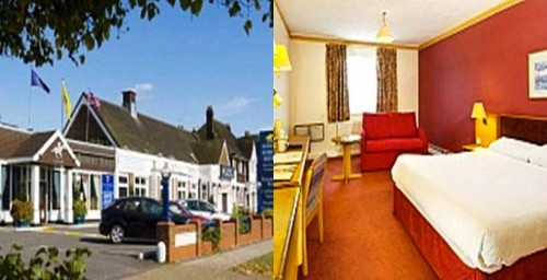 6. Master Robert Hotel £ 22.00 e1341983716896 10 Most Affordable Hotels in London