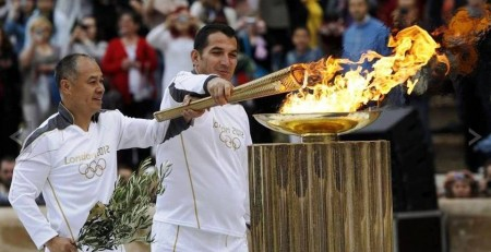 6. The 70 Days Olympic Flame e1343226767107 10 FYI about London Olympics 2012