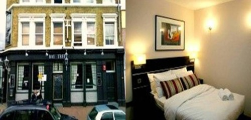 7. BayTree Hotel – £ 20.00 e1341983702329 10 Most Affordable Hotels in London