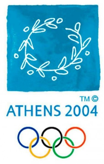 8. Athens 2004 Olympics Logo e1342759606104 Top 10 Best Olympic Logos of All Time