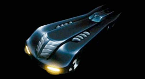 8. Batmobile 1992 Top 10 Batmobiles of All Time