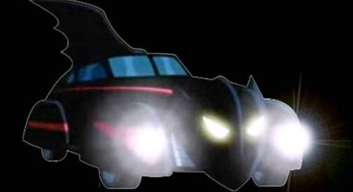 9. Batmobile 2008 Top 10 Batmobiles of All Time