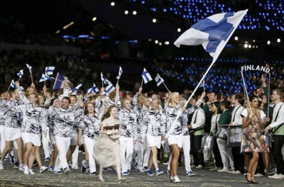 9. Finland e1343722269625 Top 10 Olympic Medal Winning Countries