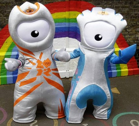 9. Get to Know London's Very Own Mascots e1343226807859 10 FYI about London Olympics 2012