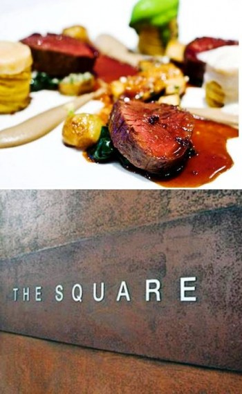 9. The Square e1342074562322 10 Best Restaurants in London