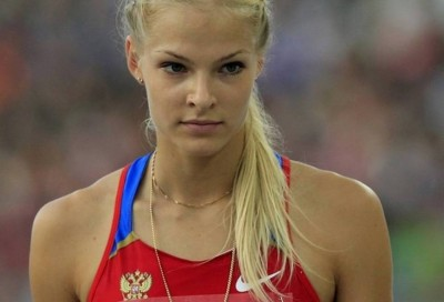 1. Darya Klishina e1344652873112 Top 10 Sexiest London 2012 Athletes