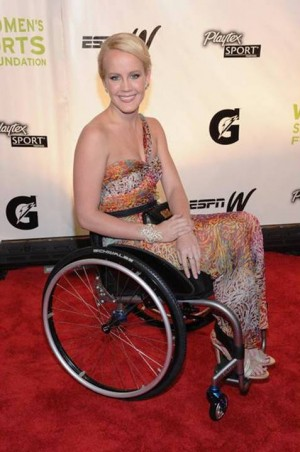 1. Mallory Weggenman e1346208668913 Top 10 Sexiest Paralympic Athletes 2012