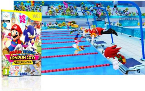 1. Mario Sonic at the London 2012 Olympics Top 10 Olympic Video Games