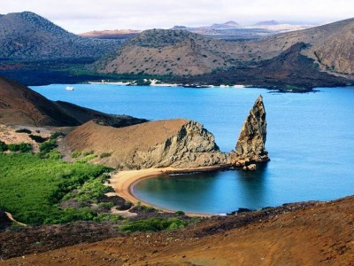 10. Bartolome Island Galapagos e1345501866569 Top 10 Secret Tourist Destinations