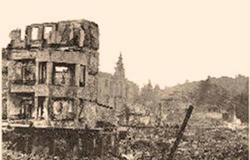 10. Bombing of Guernica Top 10 Most Fatal Bomb Attacks in the World