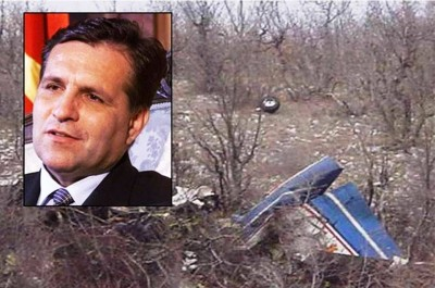 2. Boris Trajkovski 2004 e1346068630496 Top 10 Presidents Who Died in Plane Crash