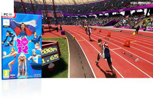 2. London 2012 Top 10 Olympic Video Games