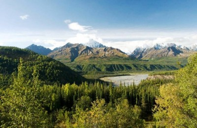 2. Wrangell Kluane Wilderness e1345501775692 Top 10 Secret Tourist Destinations