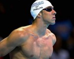 3. Michael Phelps