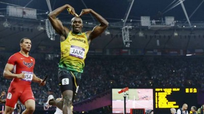 3. The Usain Bolt Power e1345178286336 Top 10 London Olympics News 2012