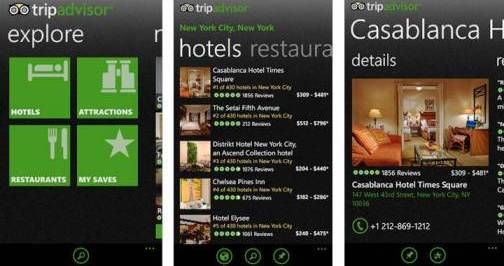 3. TripAdvisor Top 10 Olympics 2012 Mobile Applications