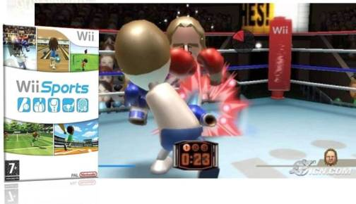 3. Wii Sports Top 10 Olympic Video Games
