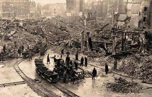 4. Bombing of Hamburg Top 10 Most Fatal Bomb Attacks in the World