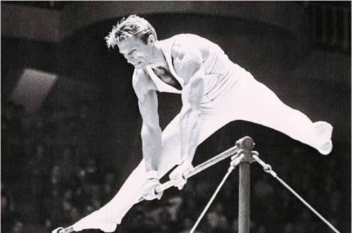 4. Boris Shakhlin Top 10 Greatest Olympians of All Time