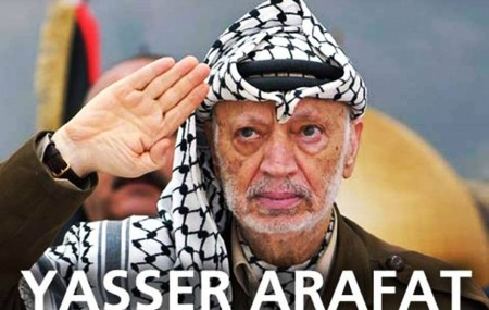 4. Yasser Arafat e1343895980680 Top 10 Political Prisoners of All Time