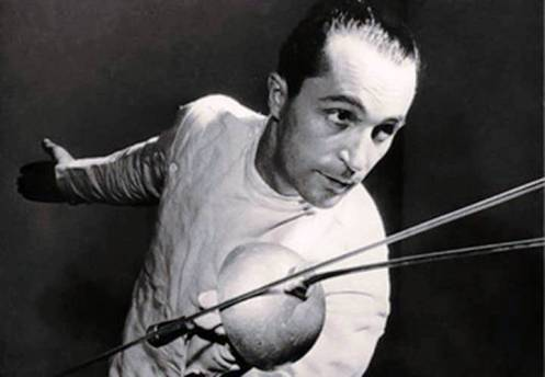 5. Edoardo Mangiarotti Top 10 Greatest Olympians of All Time