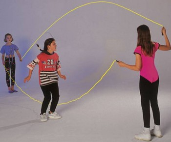 5. Jump Rope and Double Dutch e1345794831235 Top 10 Outdoor Games for Kids