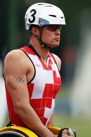 5. Marcel Hug e1346208716132 Top 10 Sexiest Paralympic Athletes 2012