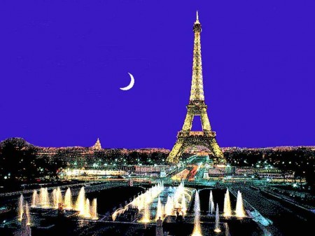 5. Paris e1343808053603 Top 10 Tourist Destinations in 2012