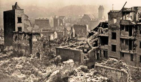 6. Bombing of Pforzheim Top 10 Most Fatal Bomb Attacks in the World