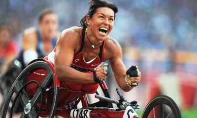 6. Chantal Petitclerc e1346129963199 10 Greatest Paralympians of All Time