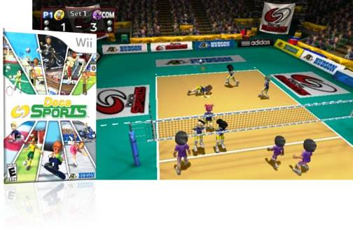 6. Deca Sports Top 10 Olympic Video Games