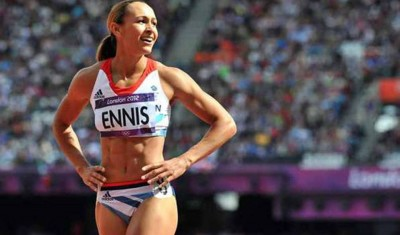 6. Jessica Ennis e1344652958270 Top 10 Sexiest London 2012 Athletes