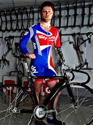 6. Jon Allan Butterworth e1346208729288 Top 10 Sexiest Paralympic Athletes 2012