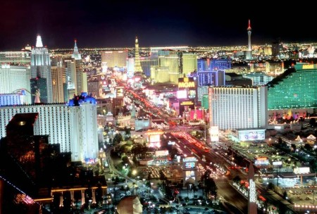 6. Las Vegas e1343808063542 Top 10 Tourist Destinations in 2012