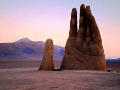 6. Mano Del Desierto e1345501818558 Top 10 Secret Tourist Destinations
