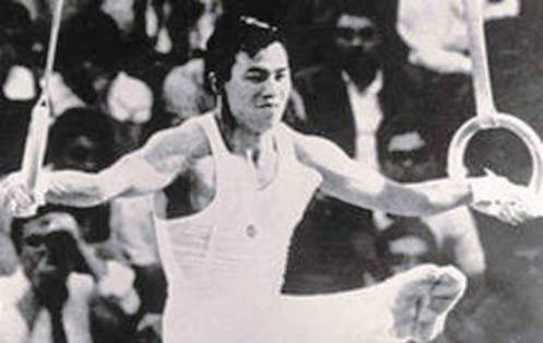 6. Takashi Ono Top 10 Greatest Olympians of All Time