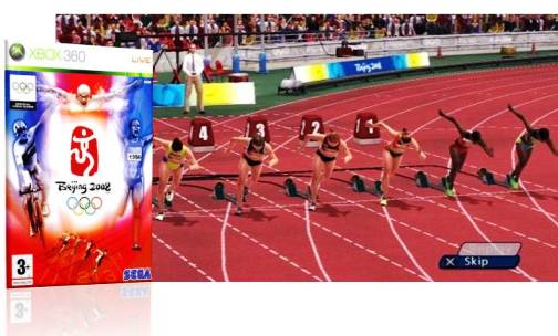 7. Beijing 2008 Top 10 Olympic Video Games