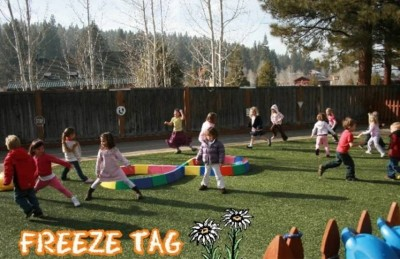 7. Freeze Tag e1345794858452 Top 10 Outdoor Games for Kids