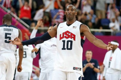 7. Kobe Bryant e1344652971637 Top 10 Sexiest London 2012 Athletes