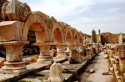 7. Leptis Magna e1345501827600 Top 10 Secret Tourist Destinations