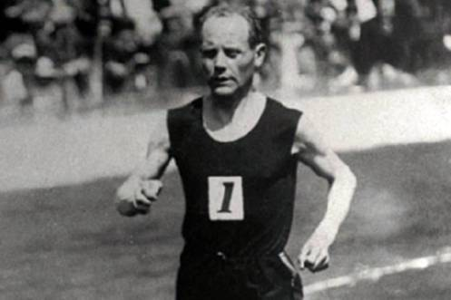 7. Paavo Nurmi Top 10 Greatest Olympians of All Time