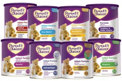 7. Parent's Choice e1346306826344 Top 10 Baby Formula Brands in 2012