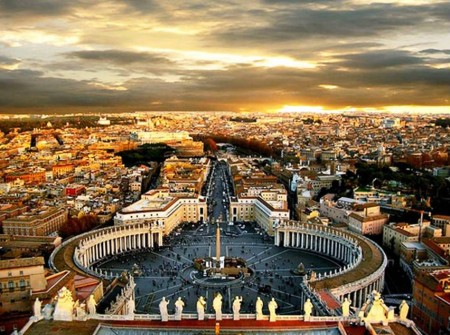 7. Rome e1343808074492 Top 10 Tourist Destinations in 2012