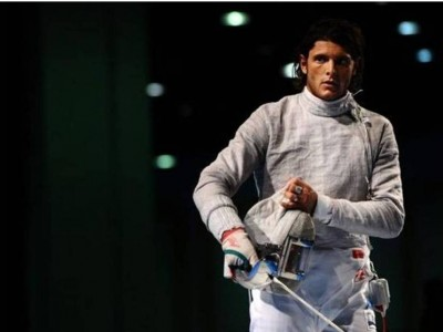 8. Aldo Montano e1344652982191 Top 10 Sexiest London 2012 Athletes