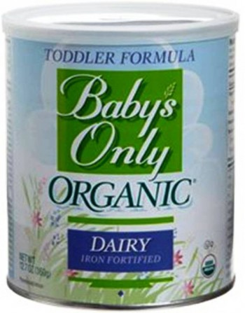 8. Natures One Babys Only Organic e1346306836340 Top 10 Baby Formula Brands in 2012