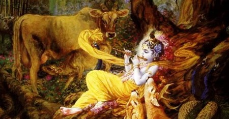 8. The Meaning of Krishna e1343979404163 Top 10 Facts about Janmashtami