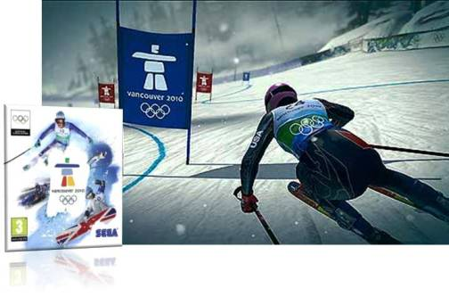 8. Vancouver 2010 Top 10 Olympic Video Games
